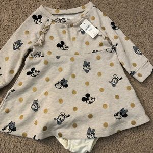 NWT Baby Gap Disney Dress